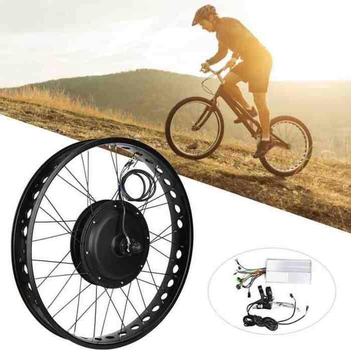 Quelle puissance choisir pour un vélo électrique ?