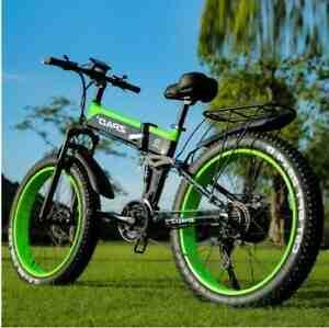 Quelle puissance de batterie pour un vélo électrique ?