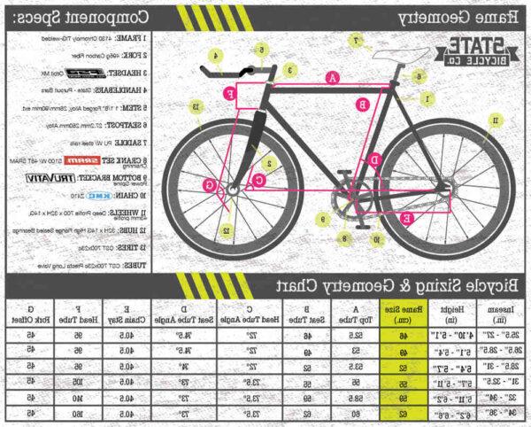 Quelle taille de vélo pour un homme de 1m90 ?