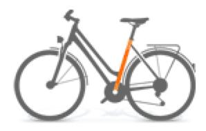 Quelle taille pour un vélo de 28 pouces ?