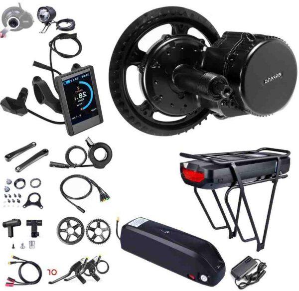 Kit vélo électrique avec batterie